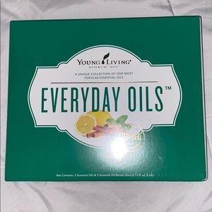Every Day Oils Essential Oils